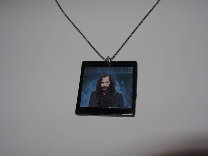 Sirius Black pendant necklace