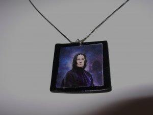 Professor Snape Pendant necklace