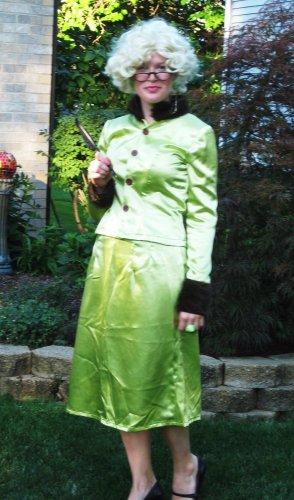 Rita Skeeter Costume with Accessories!