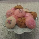 Half a dozen Sugar Cookies--Childrens playtime Dessert