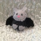 Baxter the Bat Felt Barrette