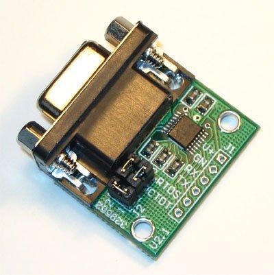 MAX232/RS232/Serial TTL Adapter