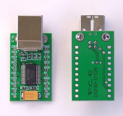 USB serial UART/TTL/RS232 Converter Adapter