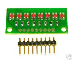 Led Strip Module for Microchip/Basic/68HC/8051