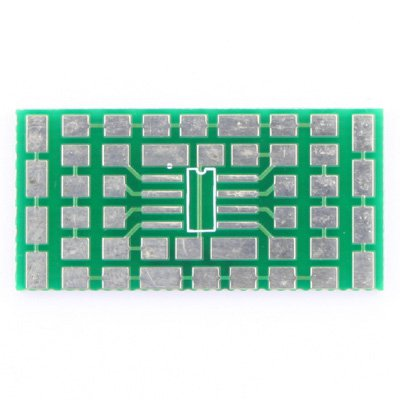 8pin SOIC and SSOP/TSSOP Surface Mount Prototype Board (FP276508)