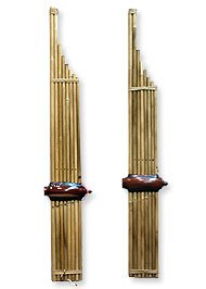 Double  Kaen Music Instrument