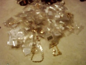 ASSORTED JORDACHE JEWELRY