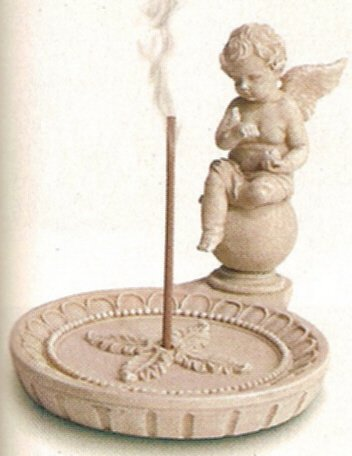 Angel Incense Holder