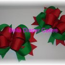 4 Layer Christmas Bow
