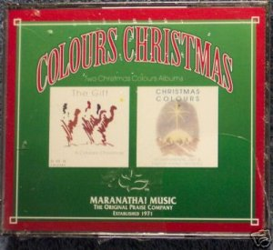 Colours Christmas: Two Christmas Colours Albums Maranatha! Music 'The Gift' & 'Christmas Colours'