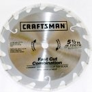 "NEW! 5.5"" blade for Craftsman SEARS 19.2 Volt trim saw circular saw. EX Diehard and C-3 battery"