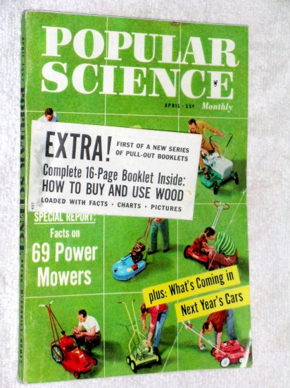 Popular Science Apr 57 superchargers Vanguard rocket
