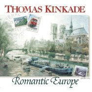Romantic Europe : Lighted Path Collection; by Thomas Kinkade;