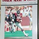 Jackie Sherrill Texas A&M Football Inside Aggie Sports Vol IV, No IX September 11, 1982