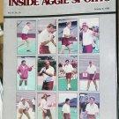Jackie Sherrill RC Slocum Texas A&M Football Inside Aggie Sports Vol IV, No. XI October 2, 1982