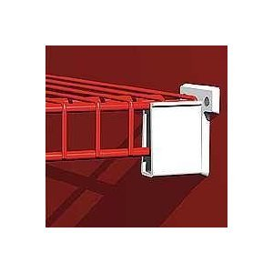 ClosetMaid #6620 12PK White Wall Bracket bulk