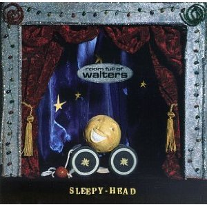 Sleepy-Head by Room Full Of Walters. BRAND NEW CD!  Christian XIAN, Still sealed.