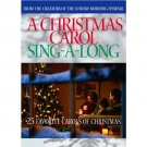 A Christmas Carol Sing-a-long-Audio CD Box set (2003) Glen Ellyn Chorale, Good News Singers