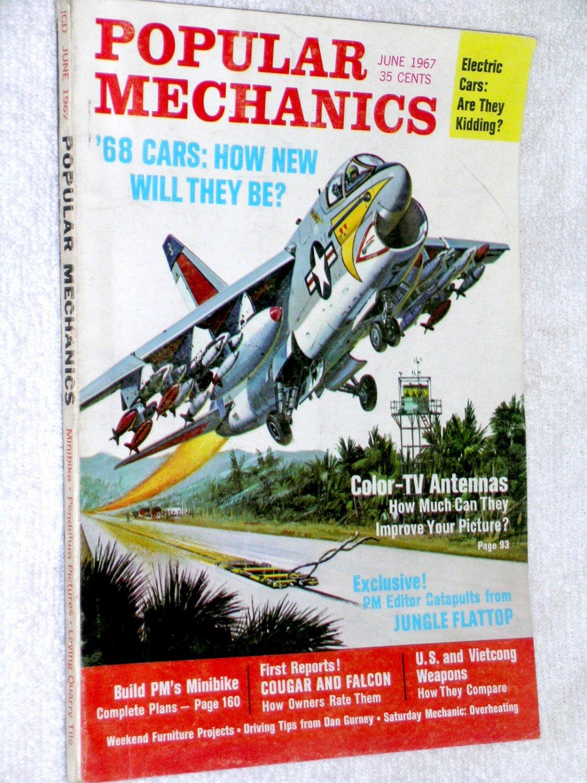 Popular Science Jun 67 Viet Nam A6 bomber