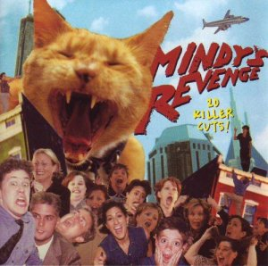 VArious Artists - Mindy's Revenge BRAND NEW CD! Christian XIAN Sealed