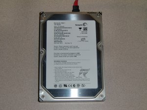 Seagate	 Barracuda 7200.7 120GB SATA  Hard Drive for satellite receiver. Model # ST3120026AS