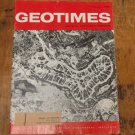 GEOTIMES 1969 February Vol.14, No.2 American Geological Institute Journal Magazine