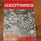 GEOTIMES 1969 February Vol.14, No.2 American Geological Institute Journal Magazine