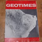 GEOTIMES 1965 December-January Vol.10, No.5 American Geological Institute Journal Magazine
