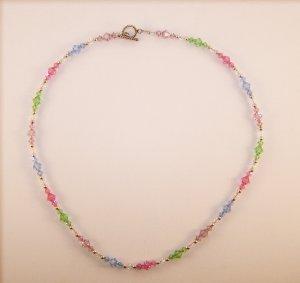 Swarovski Rainbow Necklace