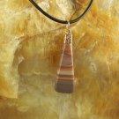 Unknown agate pendant