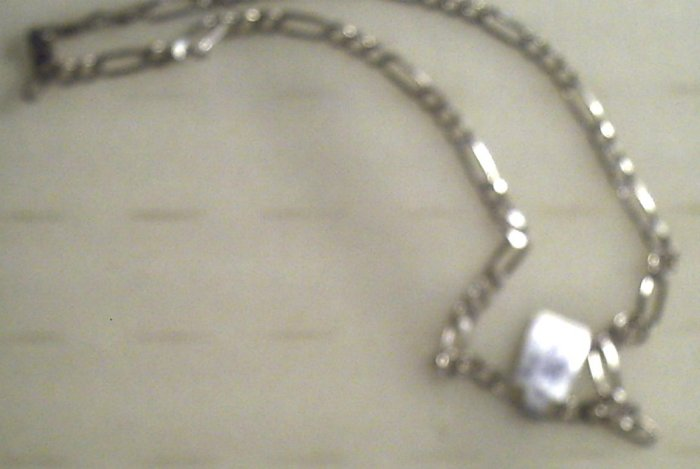 """18""""  .925 sterling Italy Necklass 35.00"""