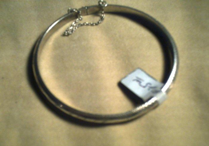"7""  Mexico silver Bracelet  $30.00"