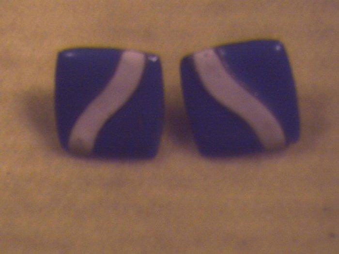 Silver Pierced Earrings (013)