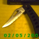 Super Knife 440 Stainless Steel Blade