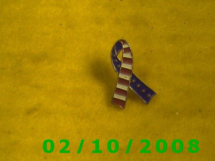 Patriotic Hat Pin
