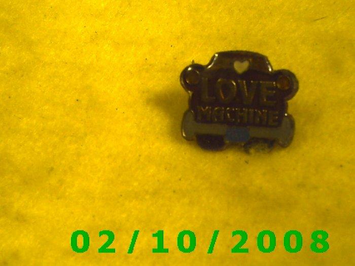 Love Machine Hat Pin