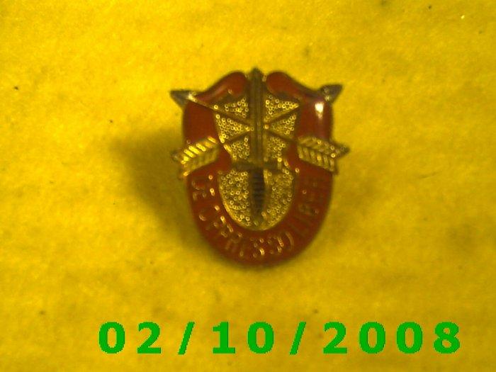De Oppresso Liber Hat Pin
