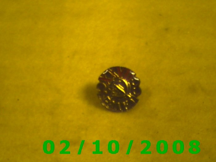 Russian Hat Pin