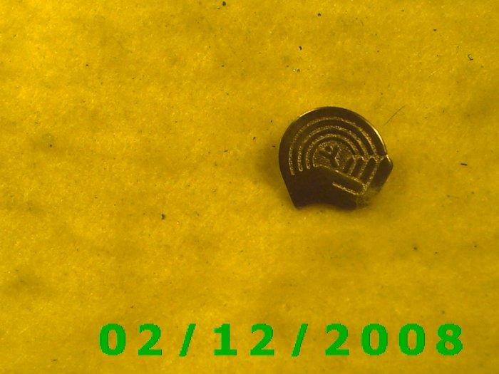 Union Made AFL-CIO-USA Hat Pin