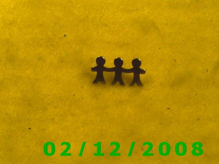 Friends Hat Pin