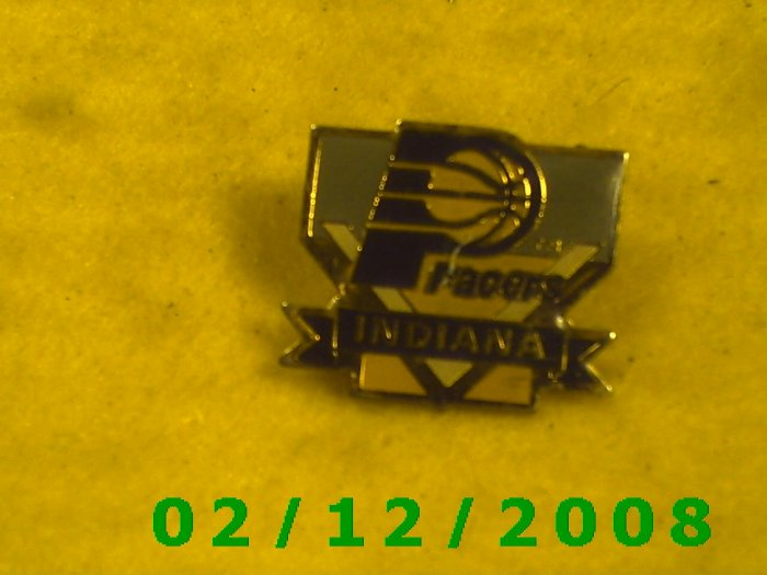 Indiana Pacers Hat Pin