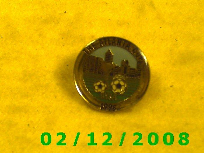 The Atlanta Cup 1995 Hat Pin