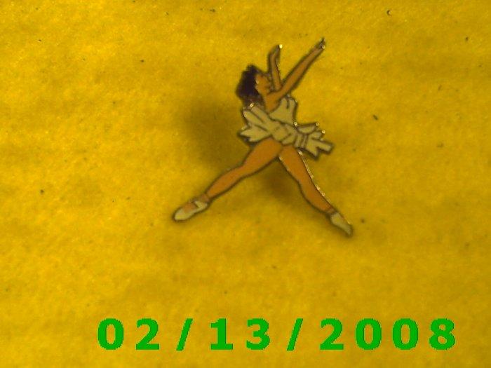 Dancer Hat Pin