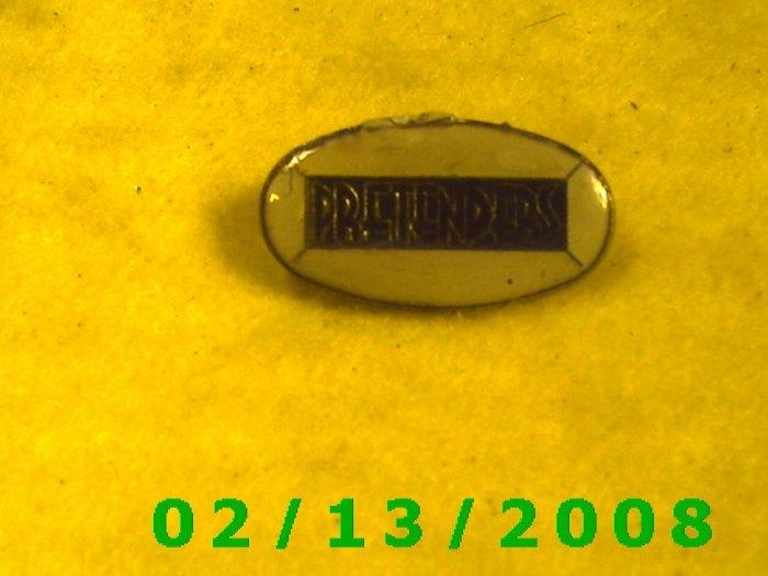 Pretenders Hat Pin