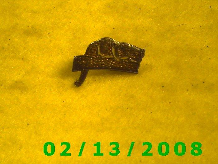 Mountain Lion Hat Pin