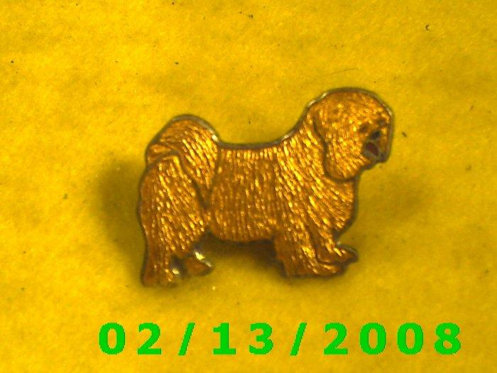 Dog Hat Pin