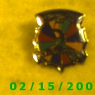 California Lottery 5 Years of Fun Hat Pin