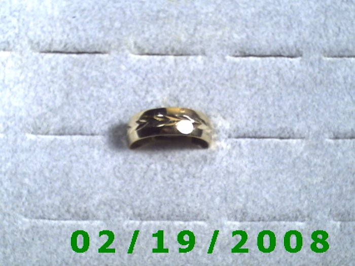 Wedding Band or Thumb Ring  size 12 Lifetime Warranty