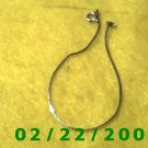 "7"" Silver Bracelett (019)"