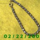 """7"""" Rhinestone Bracelet for Children  (023)"""